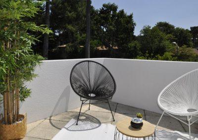 Balcon terrasse premium